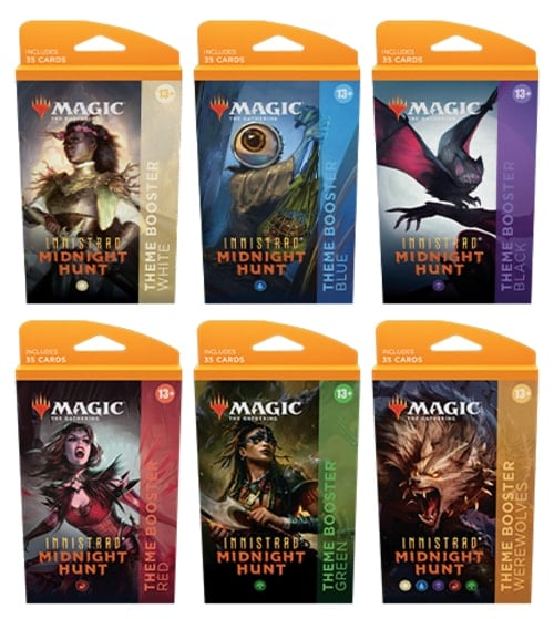 What Are MTG Theme Boosters