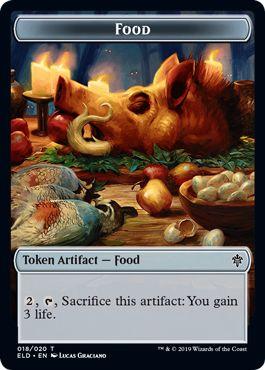 What-is-MTG-Food-Token
