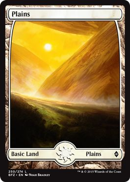 Where to Get Basic Lands Full Art Plains MTG