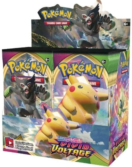 Which Pokemon Booster Box is the Best to Buy Newest Vivid Voltage