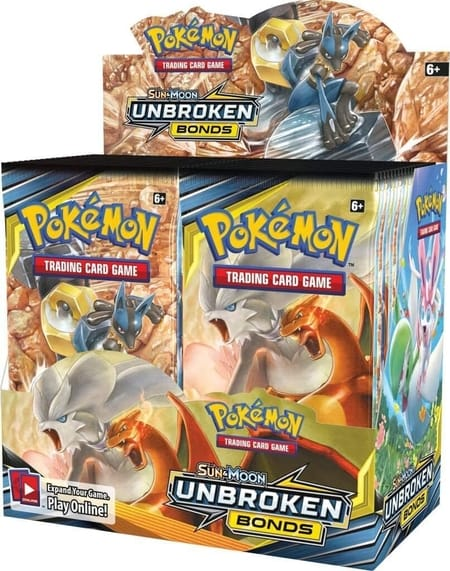 Which Pokemon Booster Box is the Best to Buy Unbroken Bonds