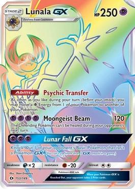 Which Pokemon Booster Box to Buy Lunala GX