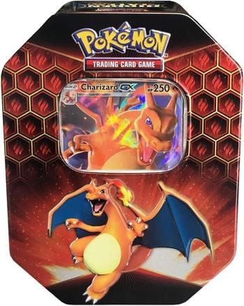 Which Pokemon Tin for Charizard