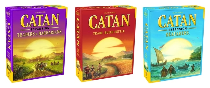 Which Settlers of Catan Expansion to Buy Banner