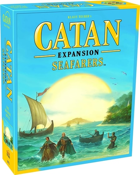 Which Settlers of Catan to Buy Seafarers