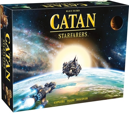 Which Settlers of Catan to Buy Starfarers 2nd Edition