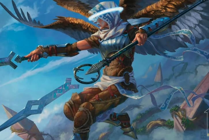 White Weenie Aggro Decklist Legion Angel