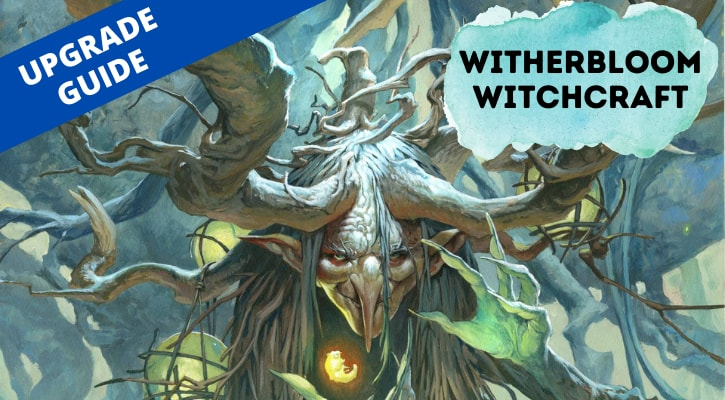 Witherbloom Witchcraft Upgrade Banner