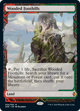 Wooded-Foothills-Zendikar-Rising-Expeditions
