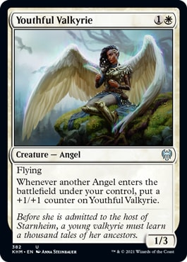 Youthful Valkyrie