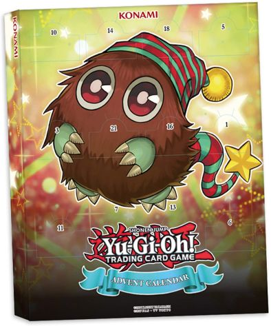 Yu-Gi-Oh Gift Guide Advent Calendar
