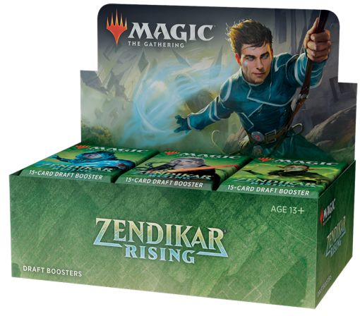 Zendikar Rising Booster Box