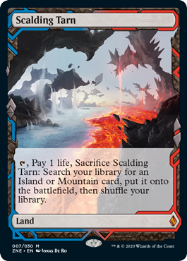 Zendikar-Rising-Expeditions-Scalding-Tarn