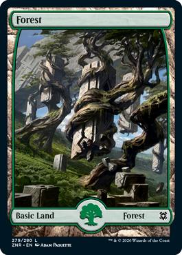 Zendikar-Rising-Forest