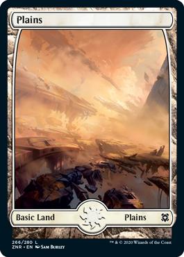Zendikar-Rising-Full-Art-Plains