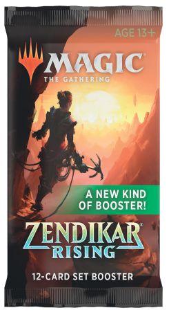 Zendikar Rising Set Booster