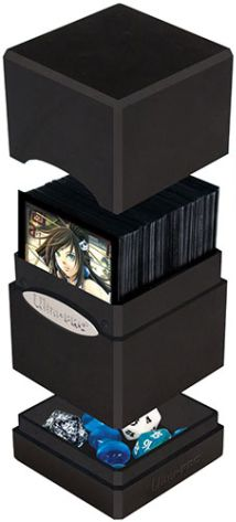 best MTG box for commander ultra pro satin tower