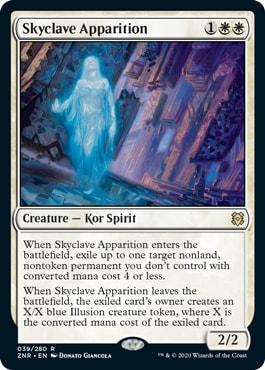 Skyclave Apparition Best value Challnger Decks 2021